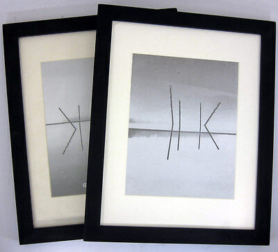 Photo Picture Frame Lot Assortment Chalkboard Bamboo Coconut ~ NEW ...