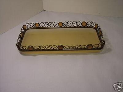 Partylite PARIS CANDLE TRAY ..VERY RARE