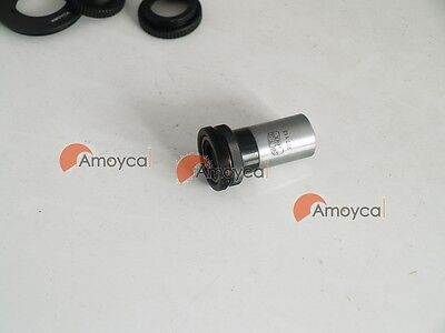 Metal RMS mount  female 0.8 inch 1/36 to M26X0.706 Mitutoyo microscope adapter