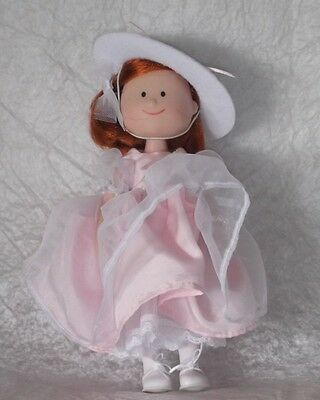 1997 Madeline Grand Celebration Special Edition Vinyl 8 Inch Doll Retired