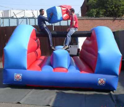 Pole Joust  Inflatable 16 FT x 13 FT Made To Order