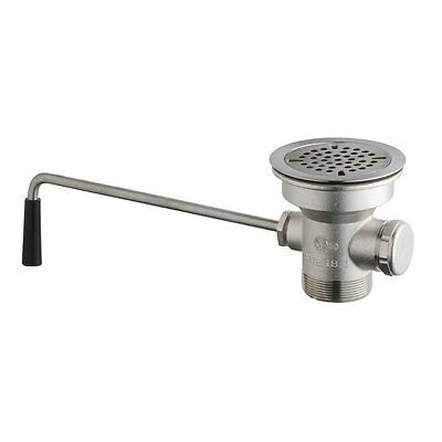 Commercial Kitchen Lever Waste Drain