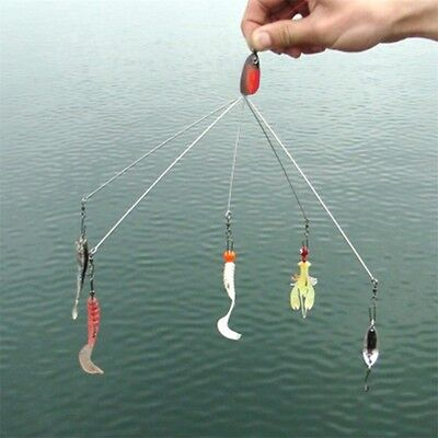 Convenient Fish Lure Equipment Multifunctional Fishing Tackle Combination OE