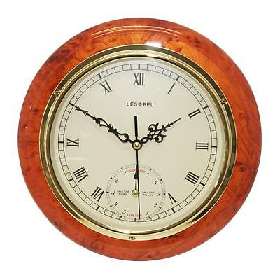 Beautiful Barometer with Antique Finish (FS-TB12537)
