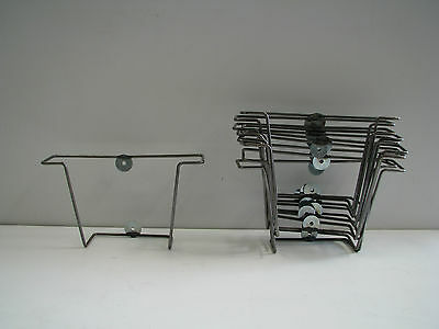 10 x Industrial Style A4 Brochure Holder Paper