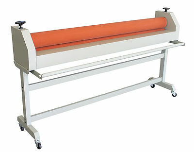 Large Soft Rubber Roll 1600mm Manual Cold Pro Laminating Machine