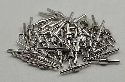50pcs LG-40 PT-31 Plasma Cuter Electrodes Extended Nickel-plated