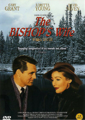 The Bishop's Wife (1947) - Cary Grant, Loretta Young DVD *NEW