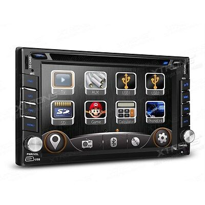 Autoradio Gps 6.2 Bluetooth Usb Sd Ipod Avi Divx Mp3 Dvd Xtrons Eonon Erisin