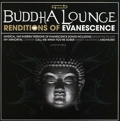 Buddha Lounge Renditions Of Evanescence - Evanescence Tribute (2007, CD NEU)