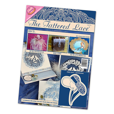 The Tattered Lace Magazine Issue 13 - FREE P&P