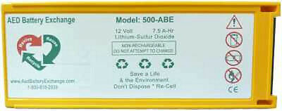 SALE!  New AED Battery for Medtronic LifePak LP-500 AED (Model: 11141-000158)