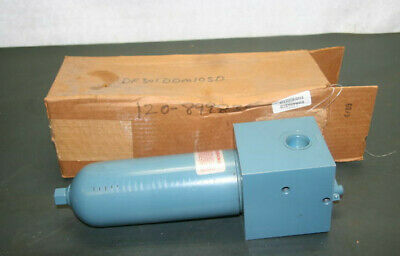 Schroeder Hydraulic Filter Assembly (DF301DDM10SD)