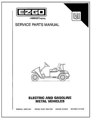 Ez go service manual pc4x electric personnel carrier 3250 ez go parts and service manual medalist electric and gas vehicles 1994 publicscrutiny Image collections