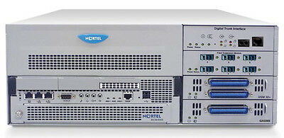 NORTEL BCM 400 with DTI, PHONES(50+) and lot of other stuff.