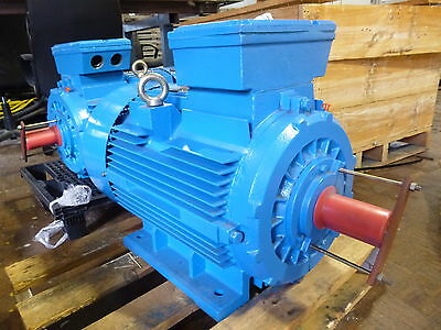Western Electric 30 KW 4 pole 415V  3phase induction motor 1472 rpm