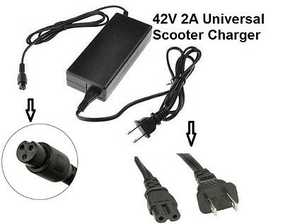 For Hoverboard Smart Balance Scooter two Wheels Universal Charger 42V 2A adapter