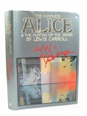THE COMPLETE ALICE & THE HUNTING OF THE SNARK - Carroll, Lewis. Illus. by Steadm