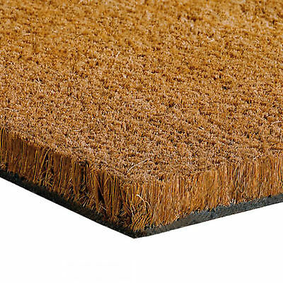 17mm Coconut Coir matting - Door mats -  Entrance matting 1m, 2m wide - Any size