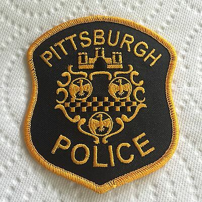 Pittsburgh Police Patch