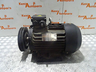 Able Three Phase Induction Motor 2011