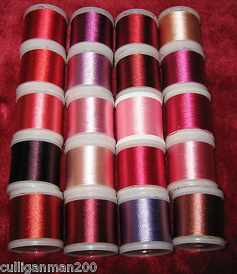 1 - Lot of 60 NEW Maderia Embroidery Threads  (2016-104)
