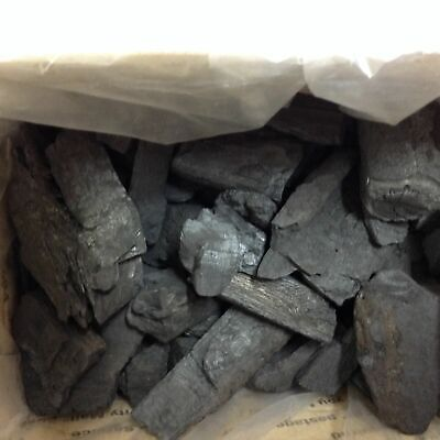 2lb - 10lb - 100% All Natural Hardwood Lump Charcoal Authentic Flavor