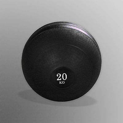 20kg No Bounce Slam Ball Crossfit Bootcamp MMA Fitness Strength Training Workout
