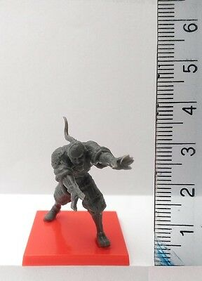 30mm Scale Miniatures: Warlock A x 1 Grey Plastic