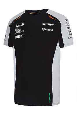 Sahara Force India F1 Official Mens Team T-Shirt - 2016 - Size XXL - Clearance