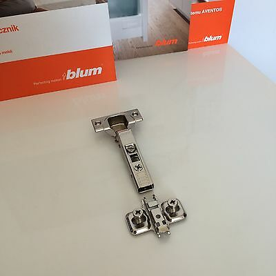 40 PCS of Blum 110 Degree Hinges 71T3550 with clip 173L8100