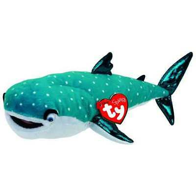 Ty Finding Dory Destiny the Whale Shark Small Plush