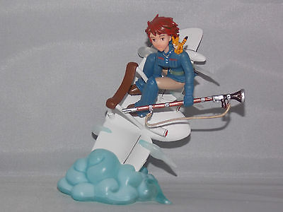 Studio Ghibli Nausicaä of the Valley of the Wind Anime Figure Set 9cm CHN Ver.