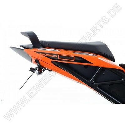 R&G Kennzeichenhalter KTM 1290 Super Duke GT ´16- Licence Plate Holder Tail Tidy