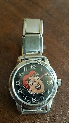 Rare 1972 Rouan Swiss Archie Comics Character Watch Beautiful Condition Works !