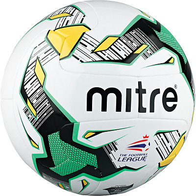 Mitre Delta Hyperseam Match Ball- Size 5, Size 4- 100% Official Mitre Product