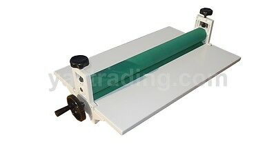 Manual Cold Roll Mount Laminator 25 inch Laminating NEW
