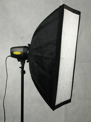Softbox Flash medium size 50 x 70 cm universal fit photo