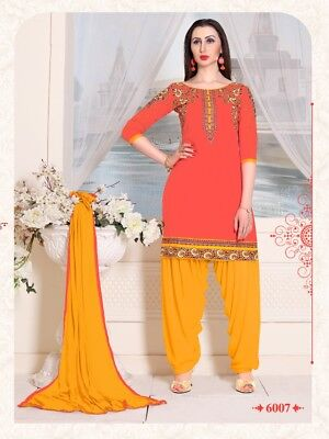 Bollywood Designer Party Wear Dress Indian Pakistani Salwar Kameez Suit Ethnic