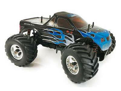 RC Monstertruck Bonzer 2008G, 4WD M 1:10 / RTR / 2,4 GHz 60 Km/h inkl Akku