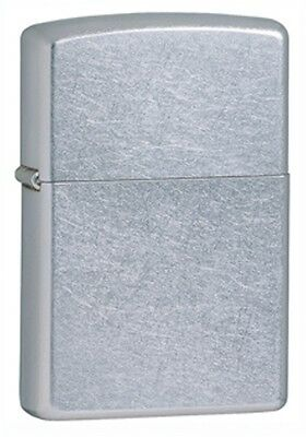 Zippo # 207 Classic Street Chrome Lighter New Sealed In Box Free Shipping