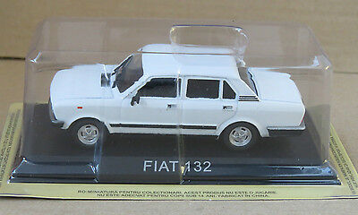 Fiat 132 - Scala 1:43 - Legendary Cars De Agostini