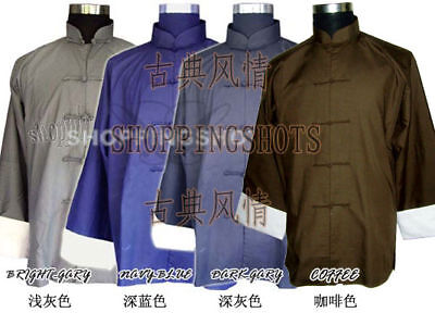 chinese coat clothing clothes for men jacket 063205 offer custom made service
