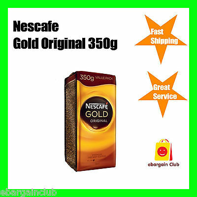 Nescafe Gold Original Premium Instant Coffee 350g Value Pack eBargainClub