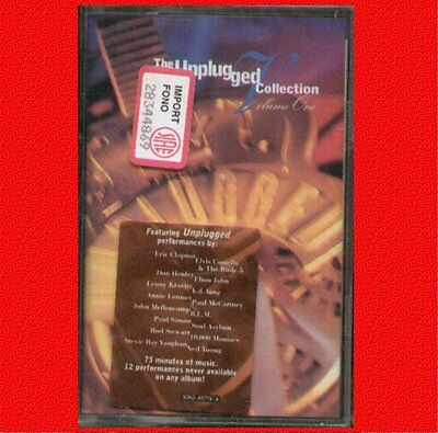 "Compilation "" The Unplugged Collection "" Musicassetta Sigillata  Warner"