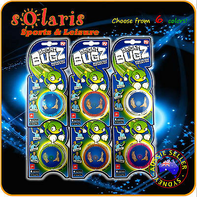 Bright Bugz Double Offer: 2 Sets Bright Bugz Magic Finger Light Trick Magic Toy