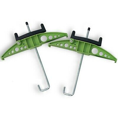 RHINO SAFE CLAMPS - RHINO SAFECLAMPS - Rhino Roof Rack safeclamp Ladder Clamps