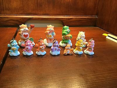 1984 american greetings care bear Attachable & Ceramic Figures