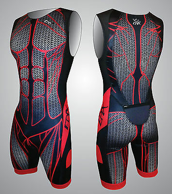 """NEW Limited-edition, """"Armor"""" tri suit!"""