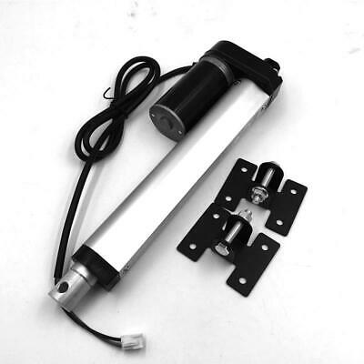 """4"""" inch Stroke Linear Electric Actuator DC24V Heavy Duty 220LBS TV Lift New"""